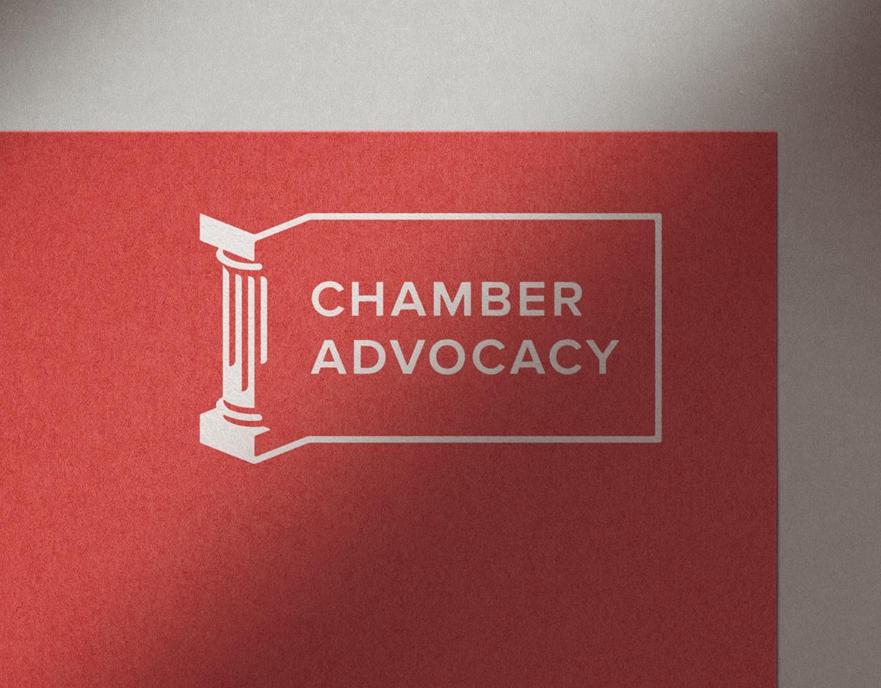 Chamber Advocacy Logo