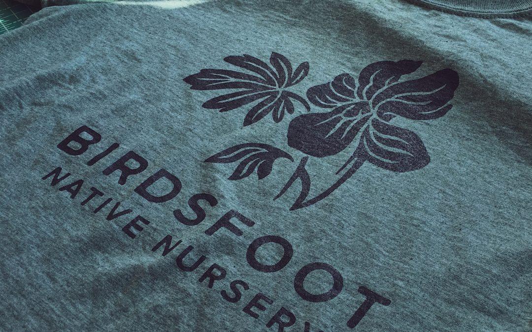Birdsfoot Native Nursery Logo