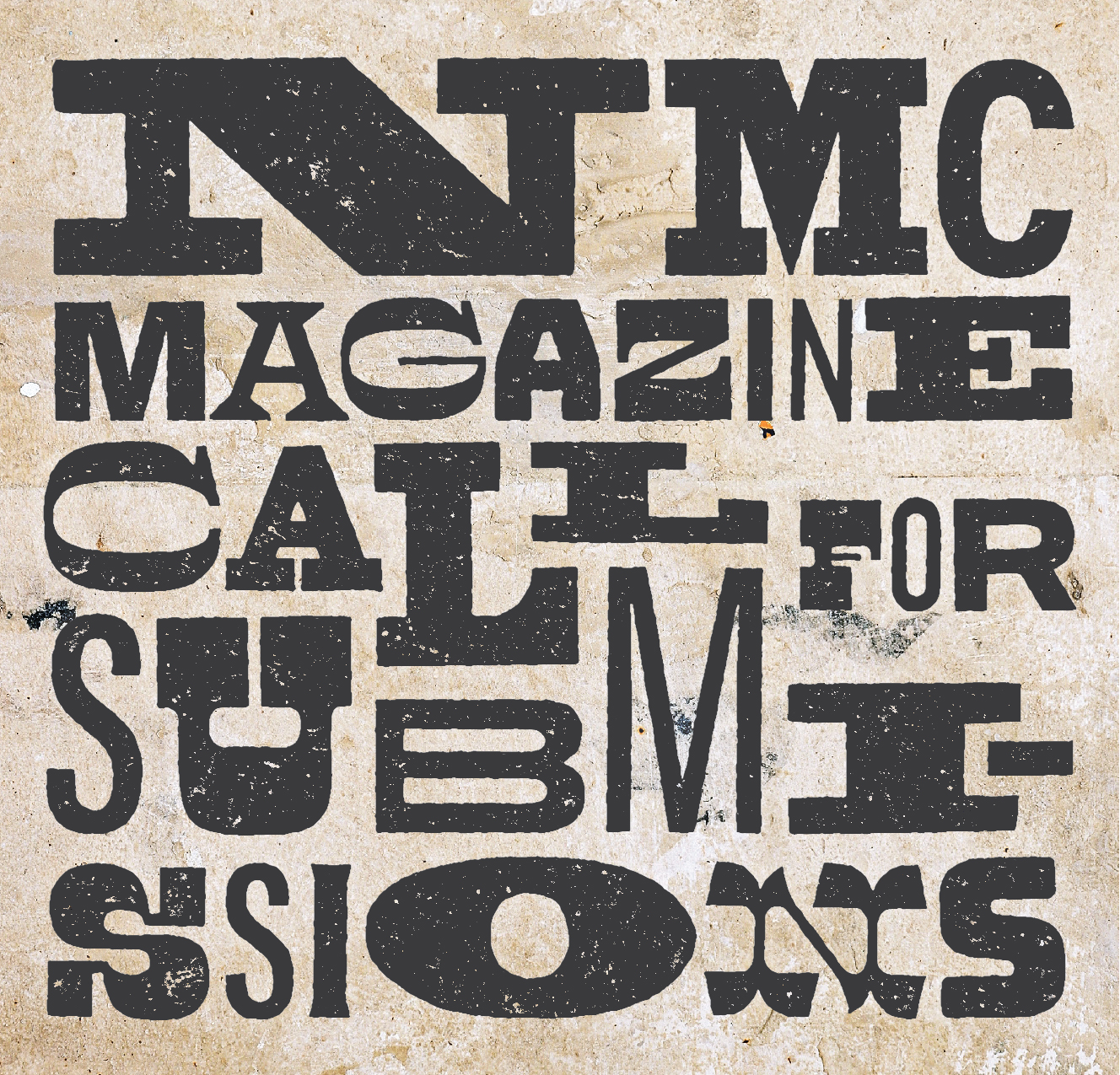 NMC Magazine Call for Submissions Graphics